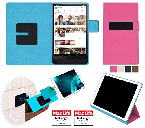 Hülle für Dell Venue 8 7000 Tasche Cover Hülle Bumper | in Pink | Testsieger