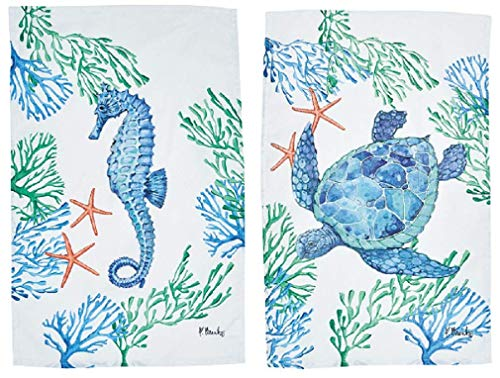 Top 10 Best Selling List for sea life kitchen towels
