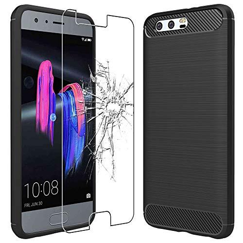 ebestStar - Funda Compatible con Huawei Honor 9 Carcasa Silicona Gel, Protección...