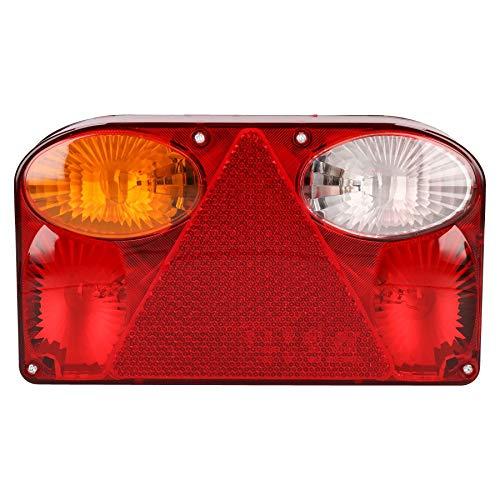 AB Tools Remorque/Caravane rectangulaire Gauche Rechange lumière avec Plug.Indespension