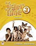 Tiger Time 3 Activity BK + Stickerbogen
