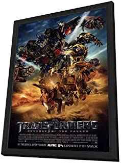 Movie Posters Transformers 2: Revenge of The Fallen - 27 x 40 Framed