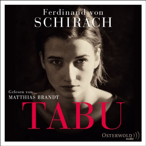 Tabu audiobook cover art