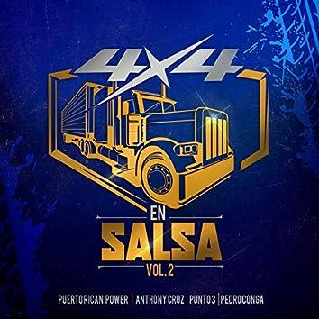 4x4 en Salsa, Vol. 2