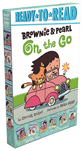 Brownie & Pearl On the Go: Brownie & Pearl Hit the Hay; Brownie & Pearl See the Sights; Brownie &...