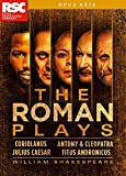 Shakespeare's - The Roman Plays [Blu-ray]