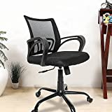 Product Highlights: (2 inch) thick padded seat for long hours comfort, Pneumatic Hydraulic for (5 inch) seat Height adjustment, Breathable contoured Mesh back, Ergonomically designed parts such as: strong plastic Armrest and heavy duty metal Base. Pr...