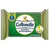 Cottonelle Toallitas húmedas de 164 g, 38 unidades