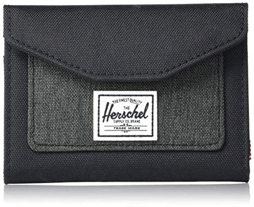 Herschel Supply Co. Orion Wallet Black/Black Crosshatch One Size