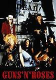 1art1 Guns N' Roses, Dead! Poster (91x61 cm) Inklusive 1x
