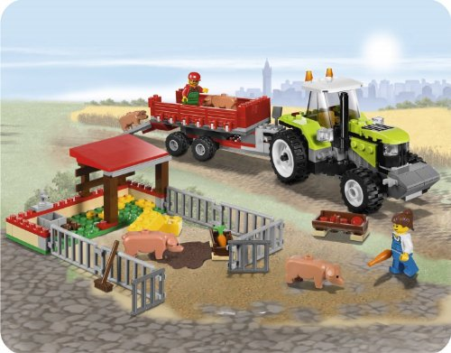 Lego City 66358 Super Pack Bauernhof