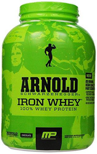 Muscle Pharm Arnold Schwarzenegger Series Iron Whey