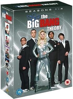 Big Bang Theory - Season 1 - 4 Complete [STANDARD EDITION] [Import anglais] (B004S6E91S) | Amazon price tracker / tracking, Amazon price history charts, Amazon price watches, Amazon price drop alerts