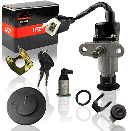1PZ IKS-401 Ignition Switch Key Set for GY6 50cc 150cc 139QMB Chinese Scooter