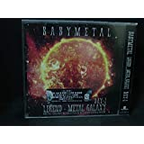 LIVE ALBUM(1日目)LEGEND - METAL GALAXY [DAY-1] (METAL GALAXY WORLD TOUR IN JAPAN EXTRA SHOW)