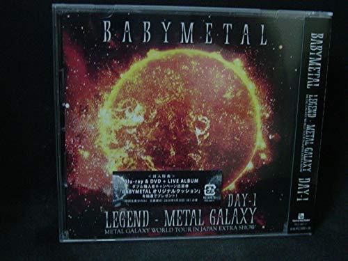 LIVE ALBUM(1日目)LEGEND - METAL GALAXY [DAY-1] (METAL GALAXY WORLD TOUR IN JAPAN EXTRA SHOW)