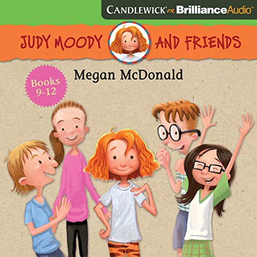 Judy Moody and Friends Collection 3 cover art