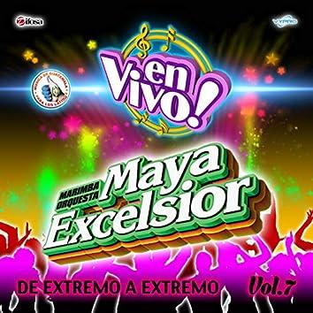 De Extremo a Extremo Vol. 7. Música de Guatemala para los Latinos (En Vivo)