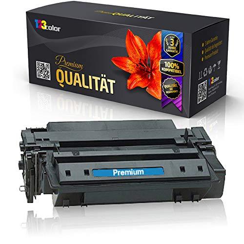 123Color Alternative Tonerkartusche für HP Laserjet M3027MFP M3027XMFP M3035MFP M3035XSMFP P3003 DN P3003x P3004 P3004d P3004n P3005 P3005D P3005 DN P3005N P3005X Q7551X HP 51A HP 51X