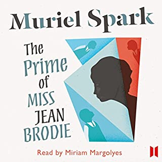 Couverture de The Prime of Miss Jean Brodie