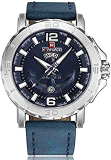 Naviforce Casual Watch For Men Analog Leather - NF9122