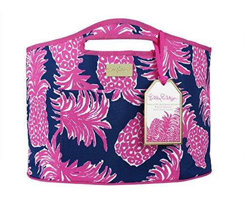Lilly Pulitzer Beverage Bucket, Flamenco, Pink