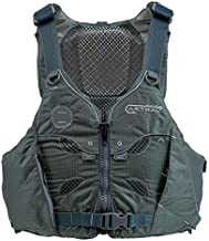 Astral, V-Eight Fisher Life Jacket PFD for Kayak Fishing, Recreation and Touring, Pebble Gray, L/XL