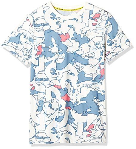 [アシックス] Tシャツ JSY AOP SS T 2191A225 メンズ クリーム EU 2XL (日本サイズ4L相当)