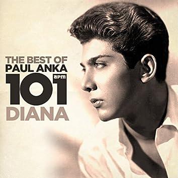 101 - Diana - The Best of Paul Anka