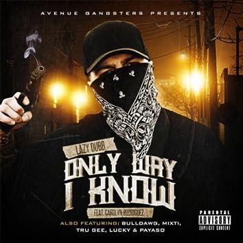 Only Way I Know (Remix) [feat. Carolyn Rodriguez, Bulldawg, Mixtli, Tru Gee, Lucky & Payaso]