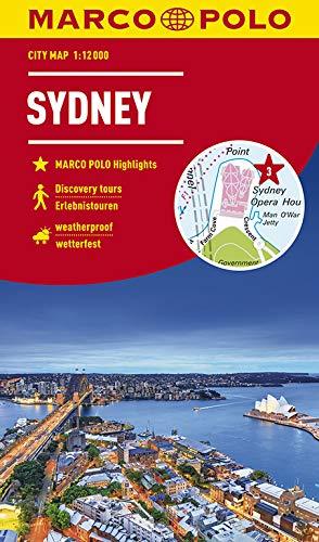 MARCO POLO Cityplan Sydney 1:12 000 (MARCO POLO Citypläne)