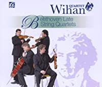 Late String Quartets by LUDWIG VAN BEETHOVEN (2009-06-09)