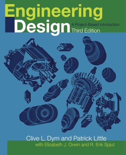 Engineering Design Third Edition: Third Edition