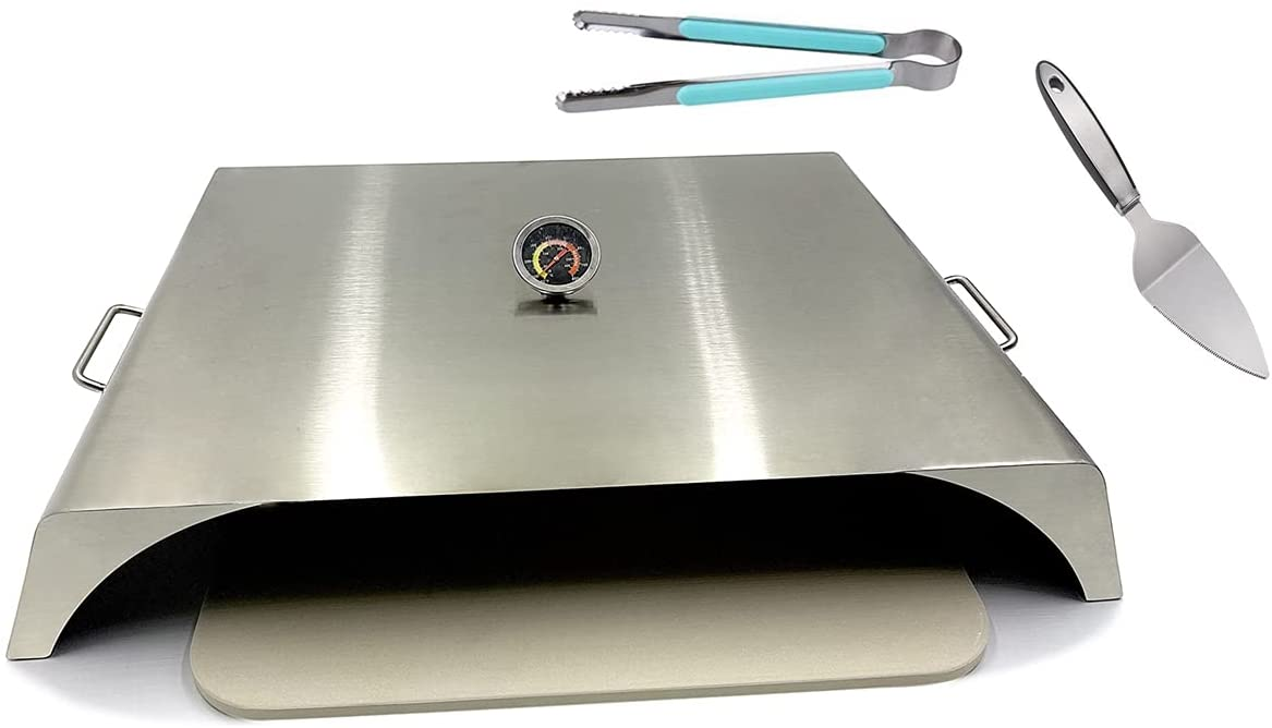 ZHOUWHJJ Luxury Stainless Steel Deluxe Pizza with Rectangle Oven Pi Kit Limited Special Price