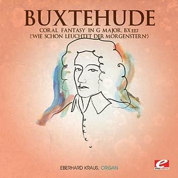 """Buxtehude: Coral Fantasy in G Major, Bx 223 """"Wie schön leuchtet der Morgenstern"""" (Digitally Remastered)"""