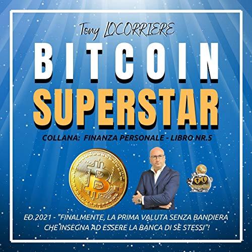 Bitcoin Superstar copertina