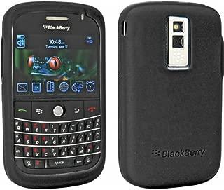 BlackBerry Skin Case for BlackBerry Bold 9000 (Black)