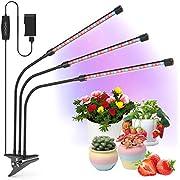 Grow Light Plant Lights for Indoor Plants LED Lamp Bulbs Full Spectrum