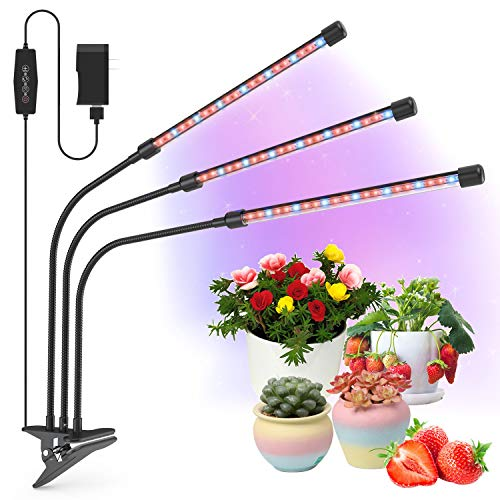 Grow Light Plant Lights for Indoor Plants LED Lamp Bulbs...