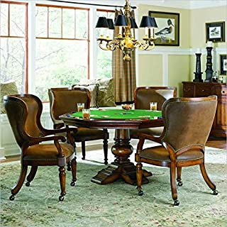 Hooker Furniture Waverly Place Round Poker Table