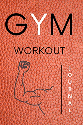 GYM WORKOUT: GYM WORKOUT JOURNAL DAY SCHEDULE. FOR GYM, JOGGING, BIKE RIDE