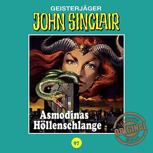 Asmodinas Höllenschlange (John Sinclair - Tonstudio Braun Klassiker 97) Titelbild