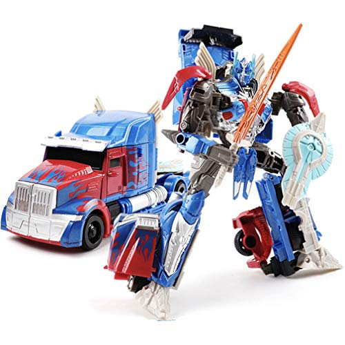 EASTVAPS Transformers Optimus Prime Robot Toy