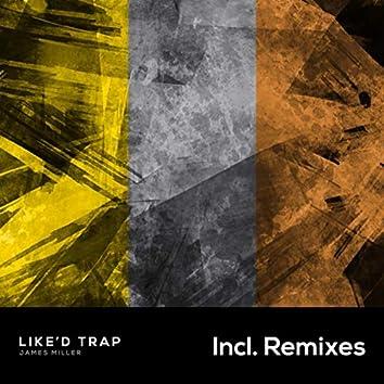 Like'd Trap (Incl. Remixes)