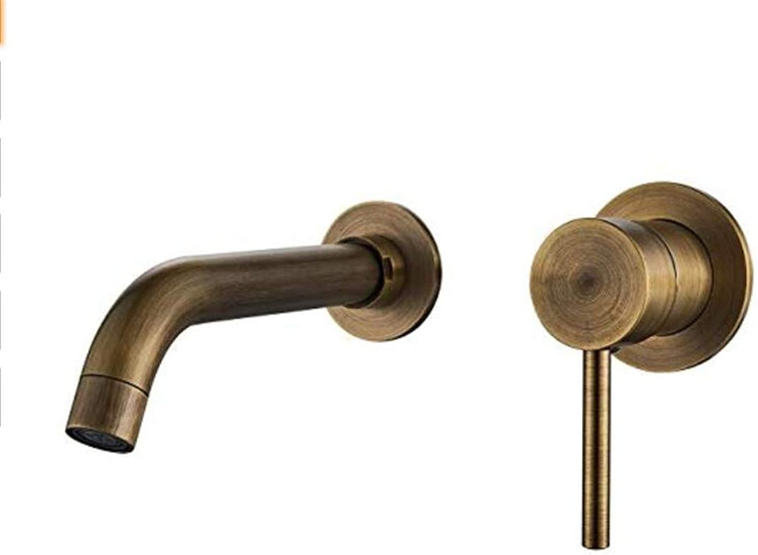 Basin Mixer Sink Taps Bathroom Sink Mixer Taps Antique Brass Single Handle Mixer Bathroom Vanity Sink Faucet Basin Tap