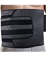Waist Trimmer for Men | Ab Belt Widening Sauna, Size No Size