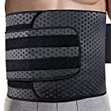 Wasit Trimmer for Men Neoprene Ab Belt Trainer Fitness Weight Loss Back Support