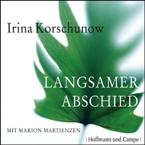 Langsamer Abschied audiobook cover art