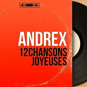 12 chansons joyeuses (feat. J. H. Rys et son orchestre) [Mono Version]