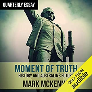 Quarterly Essay 69: Moment of Truth cover art